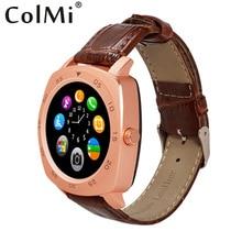 Colmi smart watch vs201 vibration sync benachrichtigung nachricht anruf bluetooth verbinden für android ios pk gt08 rounddial smartwatch