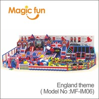 MAGIC FUN Small Indoor Play Centre For Children/Kids Indoor Playground Games Kids Indoor Labyrinth