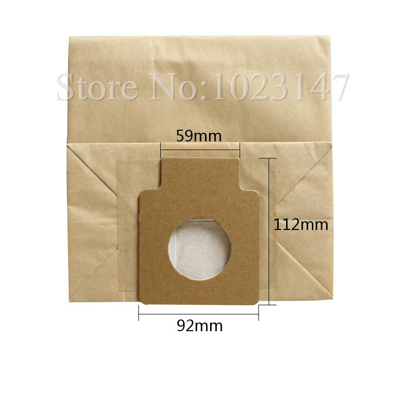 (10 pieces/lot) ! Vacuum Cleaner Bags C-11 Paper Dust Bag Replacement for Panasonic MC-8100,C-1,C-1E,National,MC series etc. 30pcs lot replacement vacuum cleaner bags dust collector paper bags for vacuum cleaner mc cg321 ca291 ca391c 13 bag parts