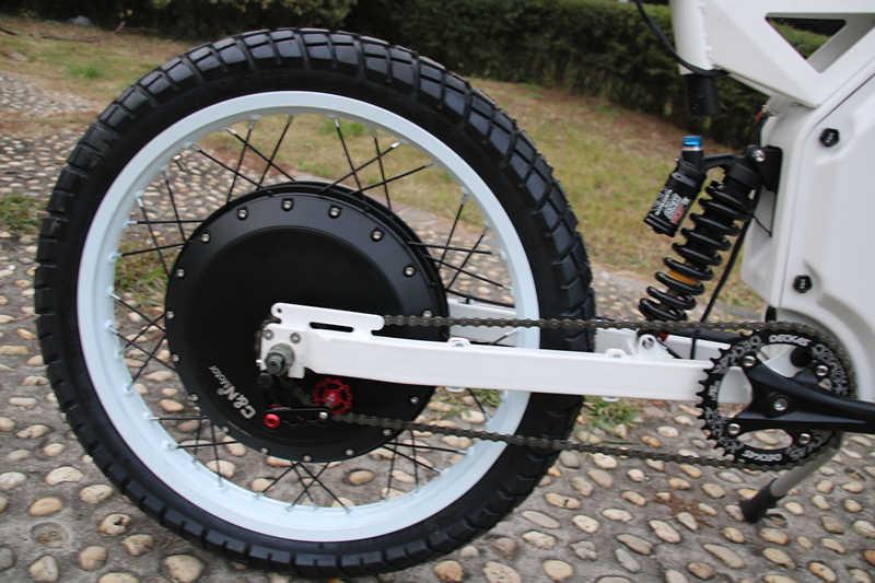 2018 Super Powerful 72v 8000w Enduro Ebike Electric Motorcycle Bike Electric Mountain Bike