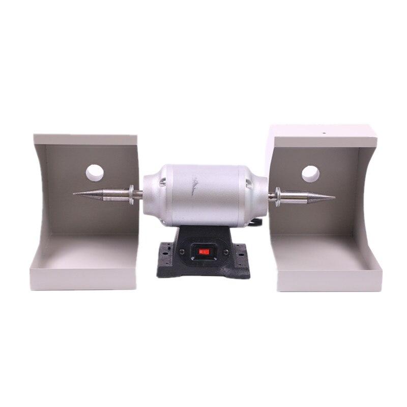 Polishing machine Medcial Dental Lab polishing Lathes Mini Polishing Machine Polisher for Jewelry Dental lab Metal Plastic