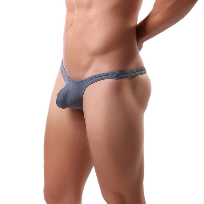 Brand Men's Sexy Thongs Thong Men Tanga Gay Underwear Male Jockstraps Gay Men Underwear Jockstrap Underpants