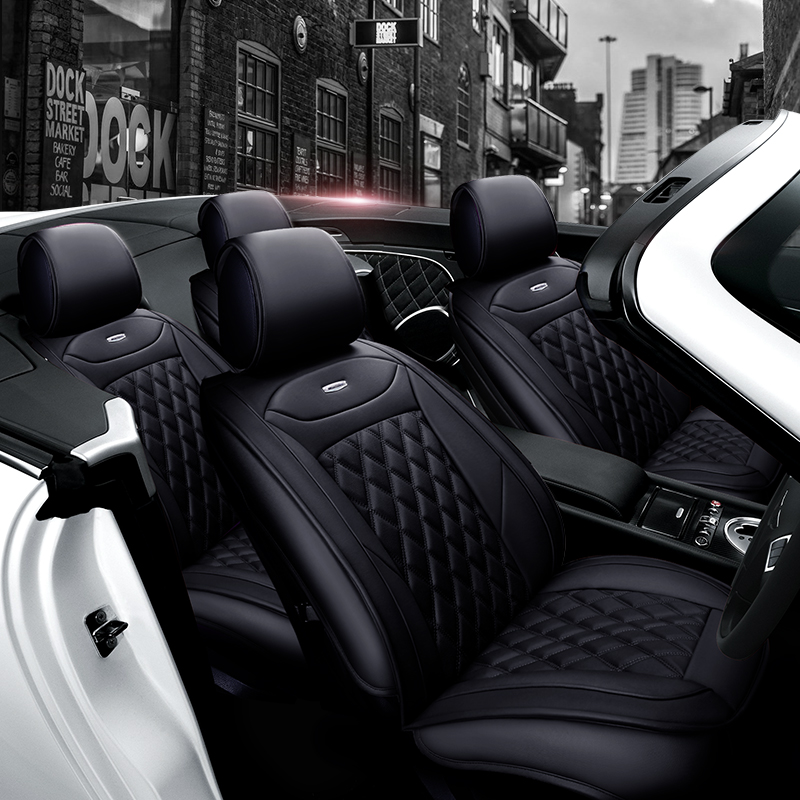 Special Leather car <font><b>seat</b></font> covers For Subaru <font><b>forester</b></font> Outback Tribeca heritage xv impreza legacy accessories styling
