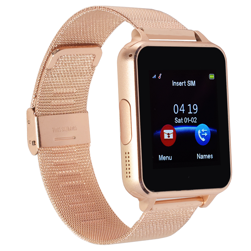Bluetooth Smart Watch support SIM TF Card Smartwatch For Android phone whatsapp PK GT08 Q18 V8 steel Straps for Samsung huawei zaoyiexport l6 bluetooth smart watch support sim tf card hebrew language smartwatch for iphone xiaomi android phone pk dz09 gt08