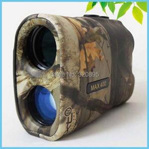 6X Camouflage Hunting Laser Range Finder 400mSpeed Rangefinder Laser Distance Measure Telescope visionking for Hunting