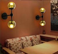 País da américa simples e moderno estilo europeu do antigo lâmpada de parede do corredor cama idéia feijão ouro gy123 lu1011