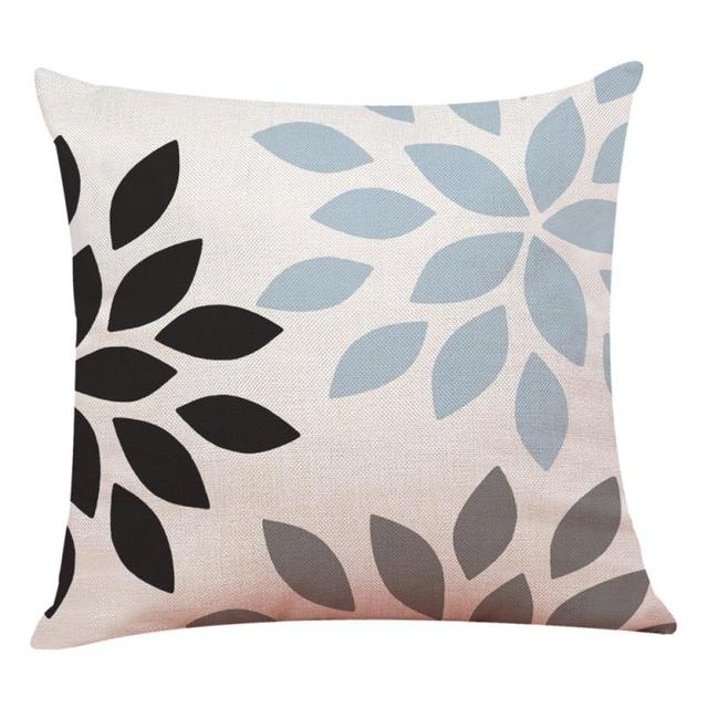 Throw Pillow Case with Nordic Style Pattern