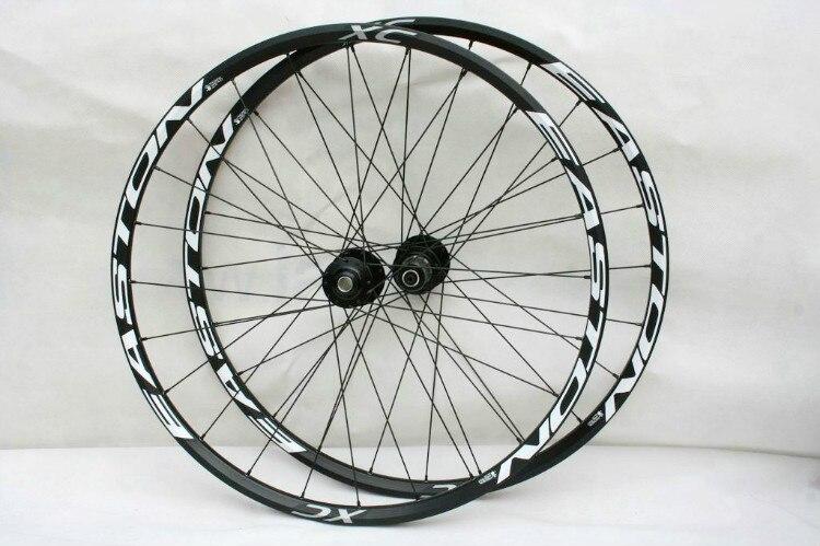 New Easton XC Alloy MTB wheelset 26 front 15mm*100mm Axle, Rear 135mm*10mm axle сумка спортивная easton e300 32