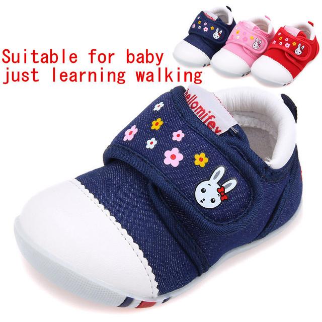 MODA 1 par Niños Zapatos, MARCA de Zapatillas de Deporte Del Bebé, niño/Niña Zapatos Deportivos + aprendizaje bebé caminando en la calle