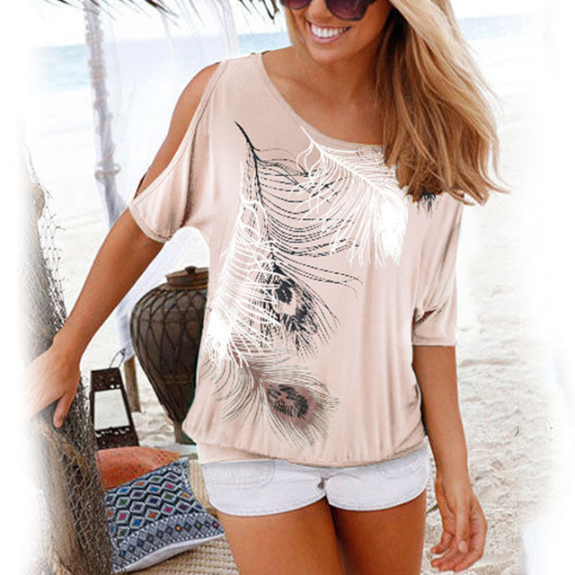 https://ae01.alicdn.com/kf/HTB1zKRenTXYBeNkHFrdq6AiuVXax/Women-Summer-2019-Tshirt-Casual-Short-Sleeve-Tops-Tees-Sexy-Off-Shoulder-Feather-Print-T-Shirt.jpg_640x640.jpg