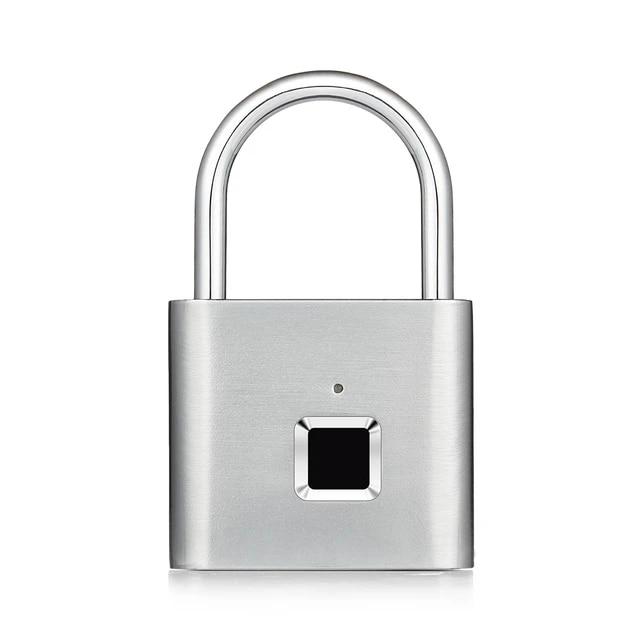 Towode, cerradura de puerta recargable USB