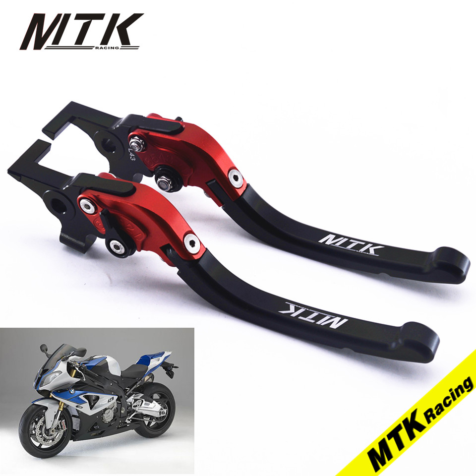 MTKRACING CNC Adjustable Folding Brake Clutch Levers Motorcycle For Aprilia CAPONORD  ETV1000 2000-2007 RST1000 FUTURA 2001-2004