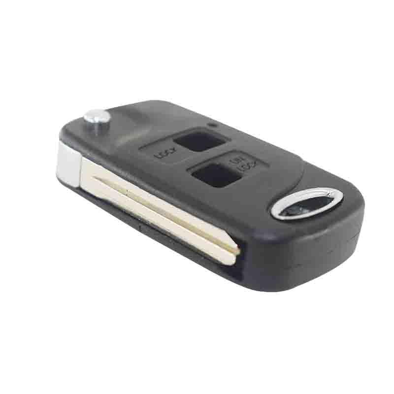 2 Tasten Folding Remote Autoschlüssel Fall Für Toyota Camry Echo Avalon Corolla Rav4 Uncut Klinge Autoschlüssel Shell Flip Fob Refit Shell