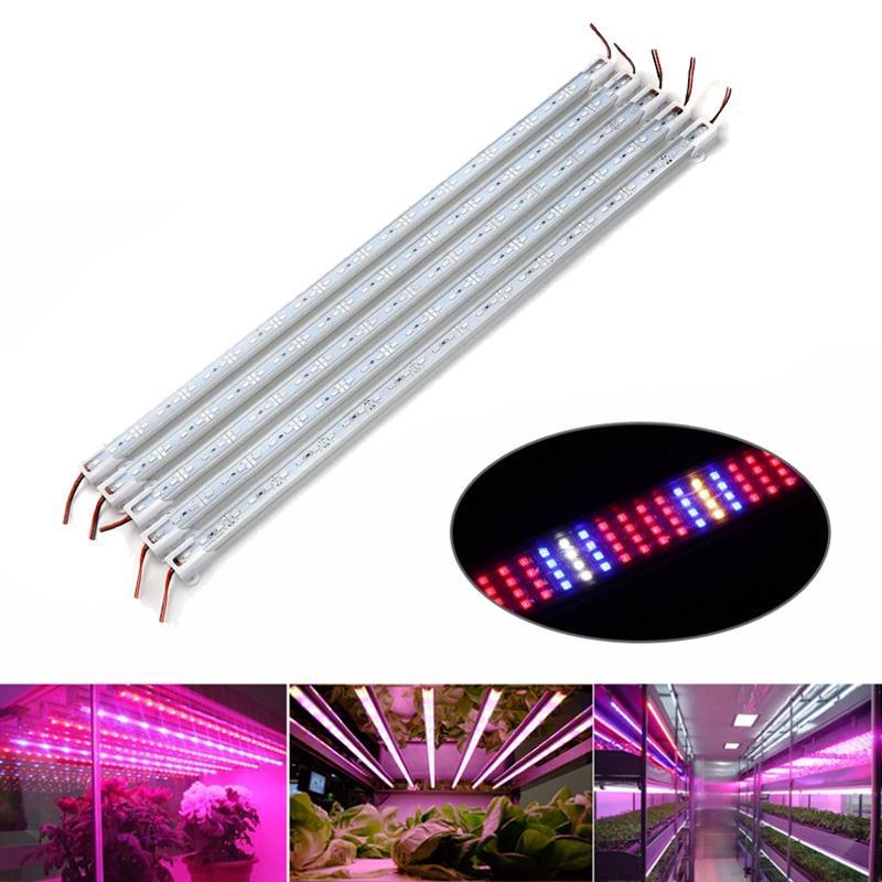 LED растение растет свет Бар Газа Цветок гидропоники системы 5730SMD красный и синий