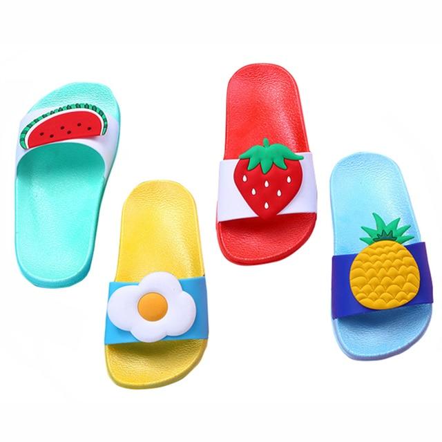 תינוק ילדים בנות בני בנות כפכפים פעוטות מים ילדי כפכפים יחפים ילד פירות נעלי שחייה קיץ לילדים תינוק