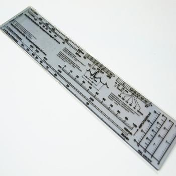 200mm 8 cal ekg linijka ekg goniometr zapasów towarów najniższa cena! 5 sztuk partia tanie i dobre opinie ETOPOO Maszyny do obróbki drewna Z tworzywa sztucznego GJC14X5