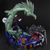 In lager Naruto PVC Action-figur Null Uchiha Susanoo Kurama Beziehung Madara Senju Hashirama Sammlung Geschenk Spielzeug 30cm