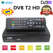 DVB T2 Terrestrial receiver HD Digital MPEG2/4 DVB-T2 in TV Receiver box T2 TV Tuner support PVR,3D interface,wifi SET TOP BOXES