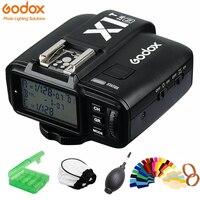 nikon sony GODOX X1T-F X1T-C X1T-S X1T-O X1T-N Wireless 2.4G TTL HSS פלאש משדר טריגר עבור Canon Nikon Sony Fujifilm אולימפוס מצלמה (1)
