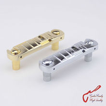 1 Set Genuine Wilkinson GTB Wraparound Bridge Tailpiece Electric Guitar Stop Tail  ( Zinc Diecast , Not Aluminum ) MADE IN KOREA