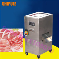 New Arrival Meat Processing Machinery Electric Meat Slicer Machine Commercial Meat Shredding Machine