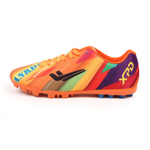 Spanrde New Men Soccer Shoes AG Teenagers Professional Football Spike Anti-Slipper Training Sports Colorful Sneaker Hard-Wearing