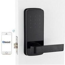Замок Keyles электронные мебель замок Smart дверные Wi-Fi Bluetooth без ключа цифровой Smart lock замок двери для дома и квартиры