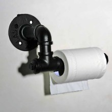 Creative Toilet Paper Towel Holder Frame Retro/oil Bubbed Bronze,black Toilet Roll Holder Paper Holder Toilet Accessories