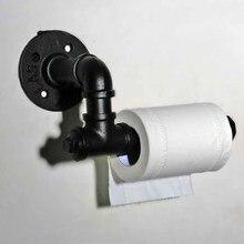 Yaratıcı tuvalet kağıt havlu tutacağı çerçeve Retro/yağ Bubbed bronz, siyah tuvalet kağıdı tutucu kağıt tutucu tuvalet aksesuarları