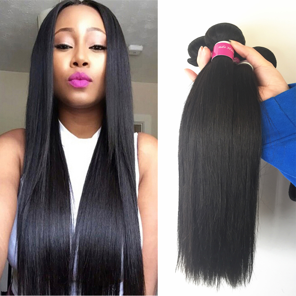 Peruvian Virgin Hair Straight 3 Bundles deals Peruvian ...
