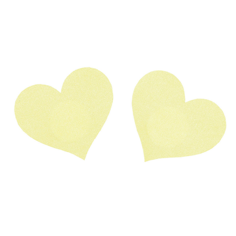 10 pairs 20 Pcs lot bjgHeart shape Breast Pasties women 39 s Nipple Covers with a soft Sexy experience in intimates 39 accessories from Underwear amp Sleepwears