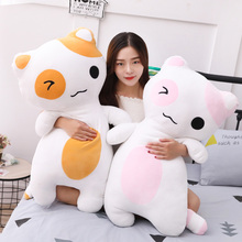 Cute Plush Cat Toys  Dolls Lovely Animal Soft Sofa sleeping Pillows kids gift Home Decor