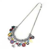 Best Marvel Avengers All Superheroes Necklace Cheap