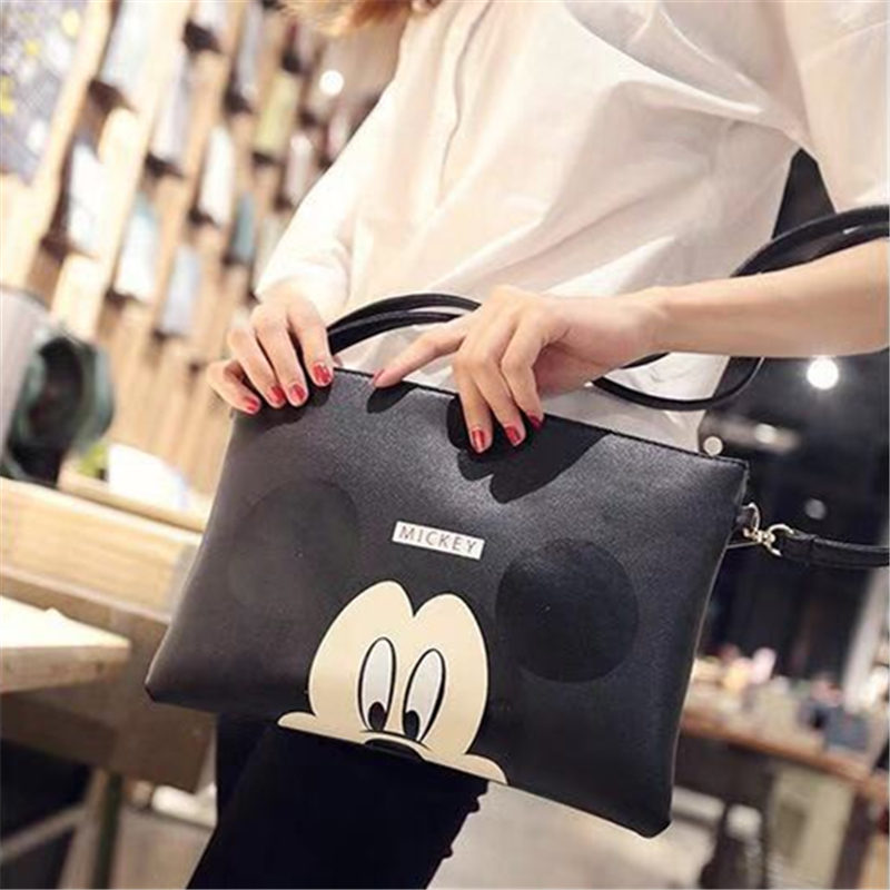 Traveling Bag For Women Cartoon Animation Cute Tooth Expression Leather Hand Totes Bag Causal Handbags Zipped Shoulder Organizer For Lady Girls Womens Bag Grocery