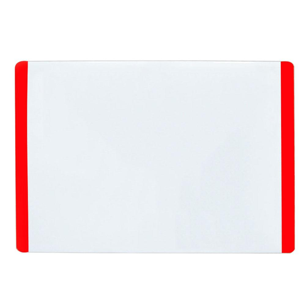 Random Delivery Adeeing A3 Recycling Mini White Waterproof Drawing Magnetic Board Cooler Refrigerator Magnet Notepad R20