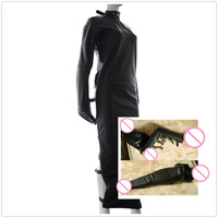 Women Restraint Straitjacket With Open Butt And Full Body Harnesses For fetish BDSM Bondage Erotic Toys For Couples Sex Costume