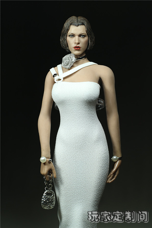 1/6 figure doll clothes accessories female Sexy dress for 12 Action figure doll fit PHICEN doll.not include doll and other 2539 1 6 scale figure doll clothes for 12 action figure doll accessories female sexy dress not include doll and other accessories
