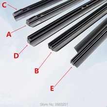 Щетка стеклоочистителя для лобового стекла автомобиля вставка резиновая полоса(заправка) для BUICK ENCORE Лакросс EXCELLE ENVISION автомобильные аксессуары
