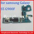 100% s5 g900f trabajo mainboard motherboard mainboard versión europea para samsung galaxy s5 original syetem android placa lógica