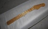 CALIENTE Al Por Mayor de calidad Superior 21 traste de la guitarra de Arce mástil de la guitarra eléctrica del cuello del arco
