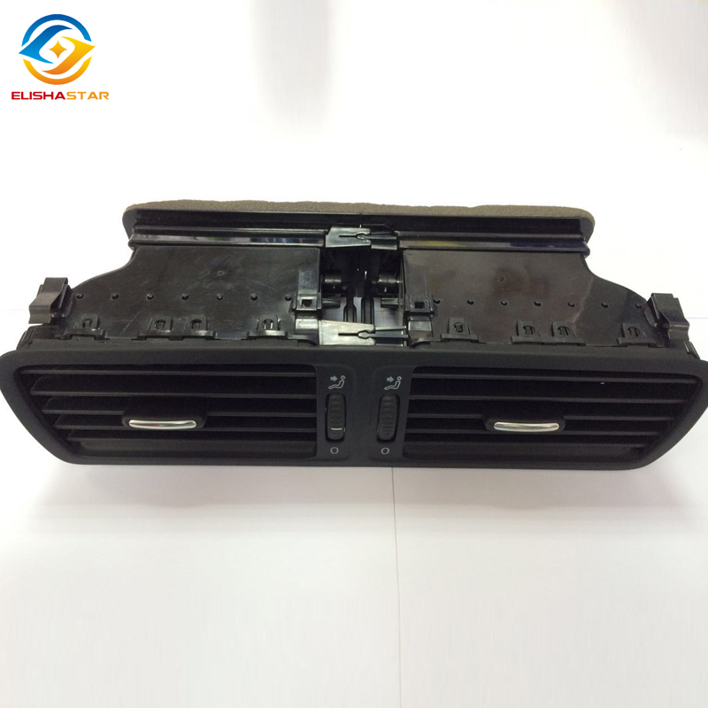 ELISHASTAR NEW OEM Air Conditional Outlet Vent FOR VW Magotan Passat B6 CC 3CD819728 3CD 819 728 tuke 1 set interior air conditioning air vents cable harness for vw r36 cc passat b6 b7 3ad 819 728 a 3ad819701a 3ad 819 702 a