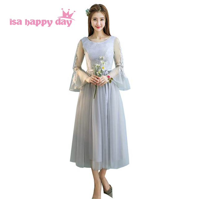 formal sleeved teen dresses gray fancy beautiful homecoming dress girls for  a special occasion short ball gowns china H4169 5b1e58ee6