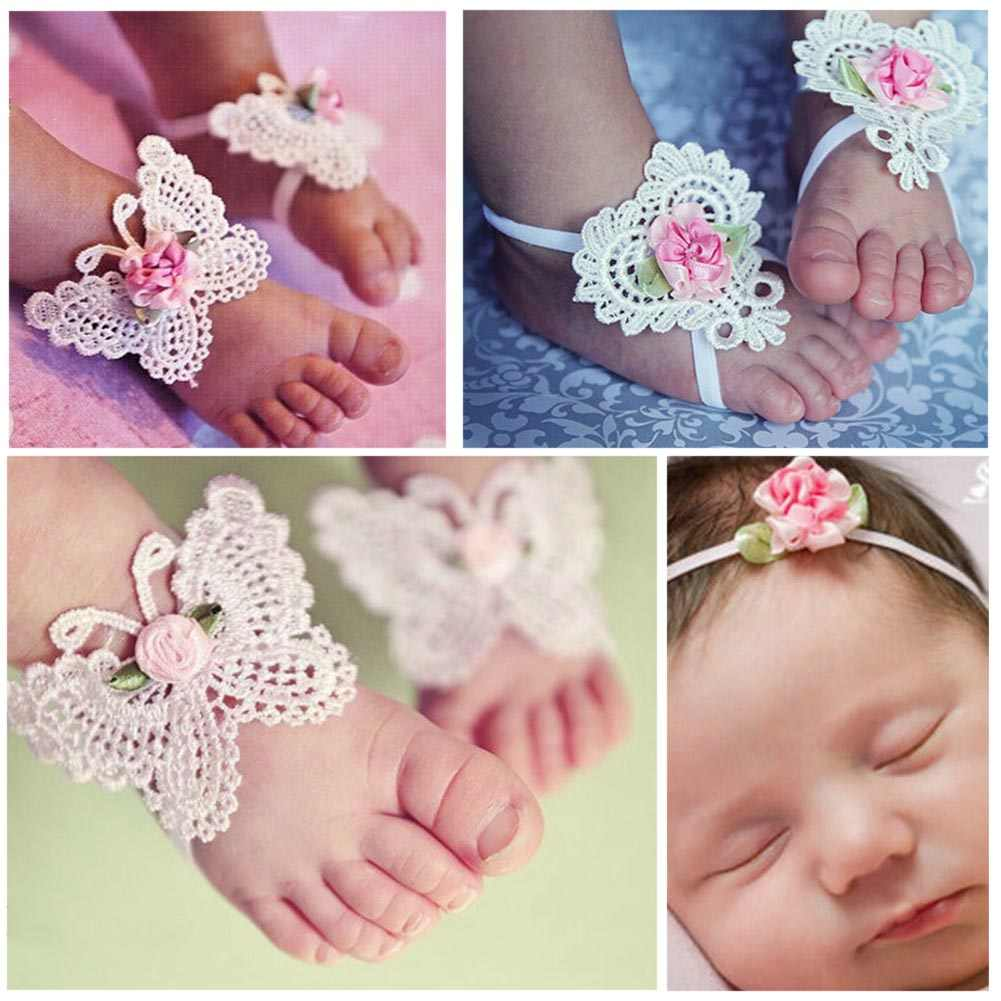 Detail Feedback Questions about 2018 New Baby Girls Infant Crochet ... 901d9f40941