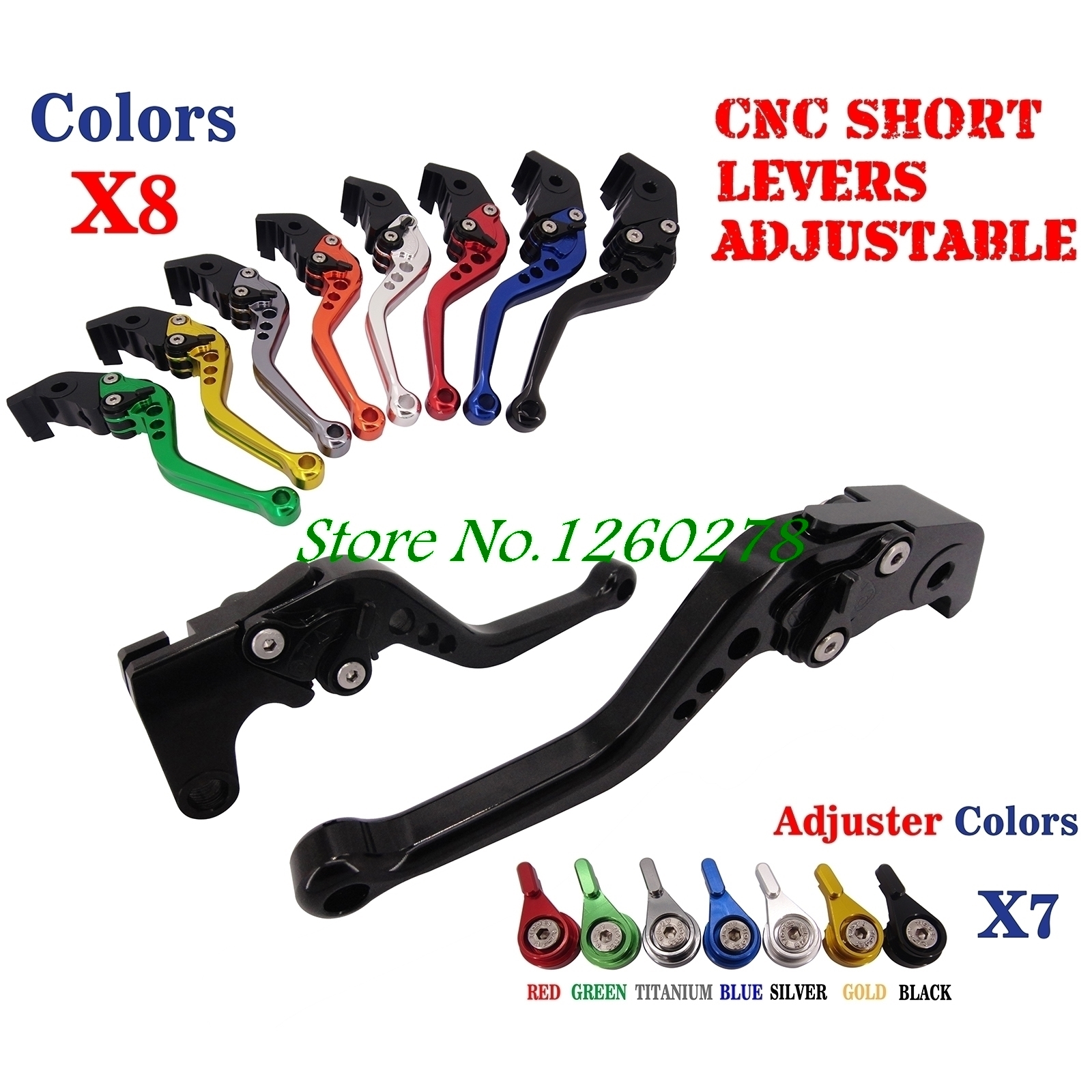 Motorcycle CNC Adjustable Brake Clutch Levers For Yamaha FJR1300 XJR1300/Racer 2004-2016 XT1200Z/ZE Super Tenere 2010-2016 cnc motorcycle adjustable folding extendable brake clutch lever for yamaha xt1200z ze super tenere 2010 2016 2012 2013 2014 2015