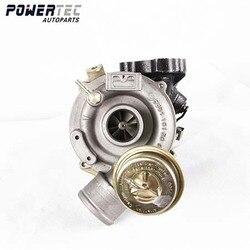 Wyważone pełne turbosprężarki 53039880016 kompletny Turbo K03 dla Audi A6 (C5) 2.7 T po lewej stronie AJL są AZB AGB 169KW 184KW 230HP 250HP-