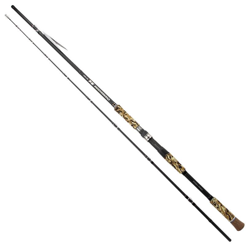 Trulinoya Casting Fishing Carbon Rod 2.4M H Rod Heavy Lure Rod with FUji Reel Seat and parts For Sneakhead  Fishing Overbearing