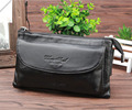 High Quality Genuine Leather Fanny Waist Bag Men Casual Mobile Phone Pocket Purse Hip Belt Bags CrossBody Pack