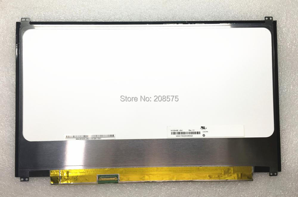 Free shipping N133HSE-EA1 N133HSE-EA3 for ASUS UX32 UX32VD UX31 UX31A UltraBook Laptop LCD LED screen 1920*1080 EDP 30pin for asus zenbook ux31 ux31e ux31a ux31e ux32a ux32e ux32v ux32vd k ux31a ux31e bx32 laptop keyboard it italian backlight paper