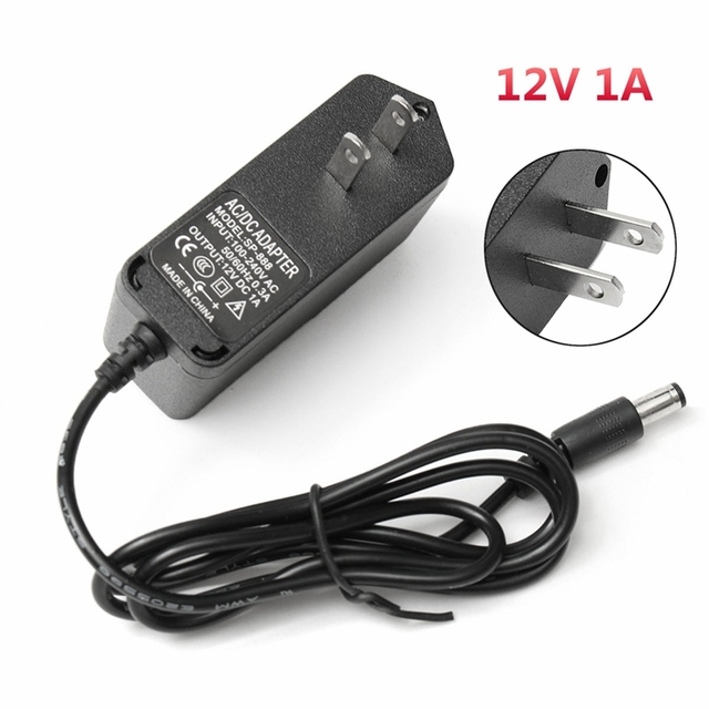 Led strip light accessories power supply adapter transformer led led strip light accessories power supply adapter transformer led ac100 240v 1a 15a 2a mozeypictures Choice Image