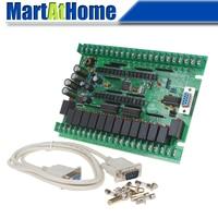 FX2N 30MR Programmable Logic Controller PLC Microcontroller Control Board Control Panel #SM539 @CF